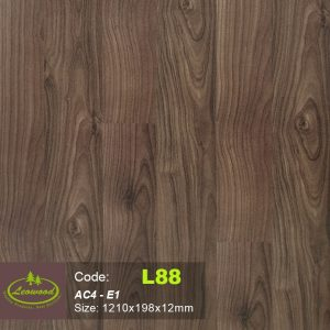 Sàn gỗ Leowood 12ly L88