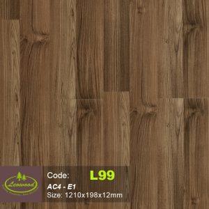Sàn gỗ Leowood 12ly L99